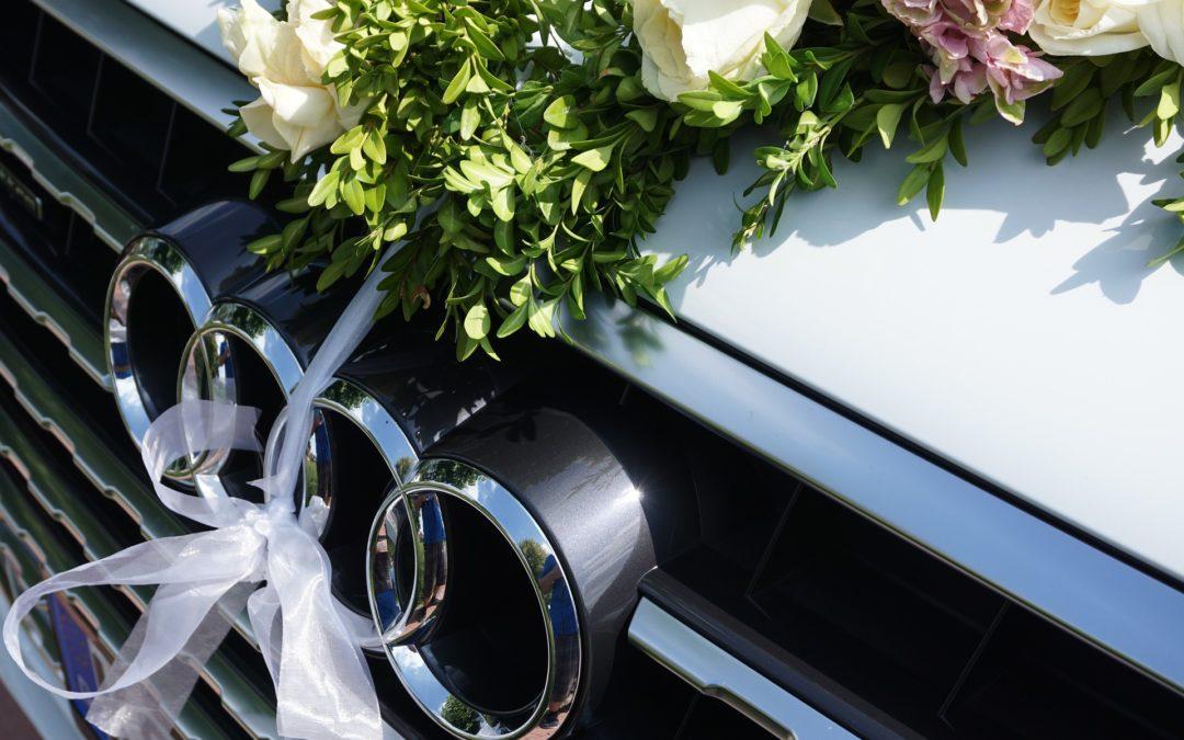 Auto per matrimoni a Misinto